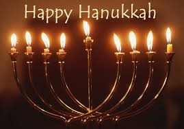 High Days and Holidays: Hanukkah