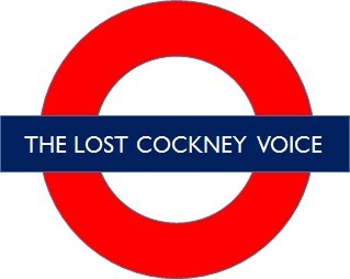 London Underground logo - The lost cockney voice