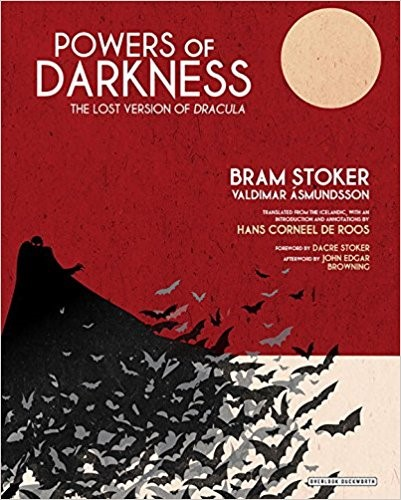 cover of powers of darkness