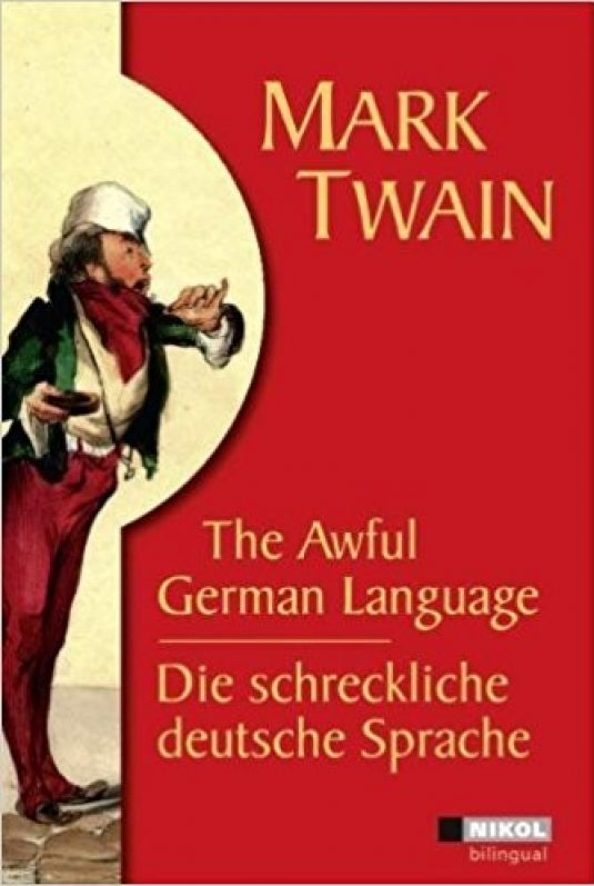 Difficulties In Learning The Awful German Language
