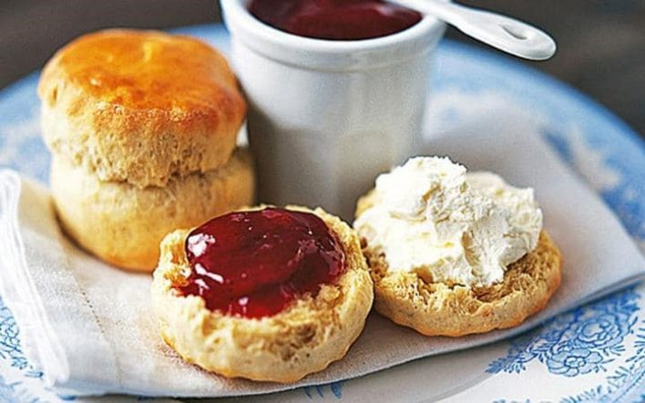 Feature image for The British Debate Over The Pronunciation Of Scone